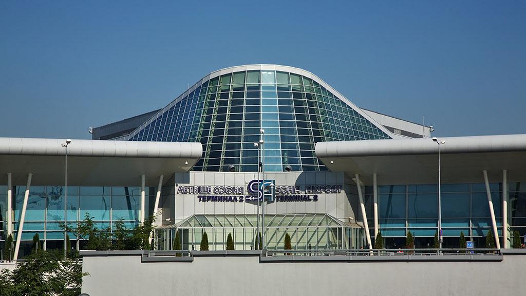 Летище - Терминал 2 София